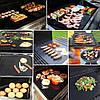 Антипригарный коврик гриль BBQ grill sheet 33*40 см для гриля, барбекю, решетки, фото 8