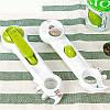 Универсальная открывалка консервный нож 7 в 1 Kitchen CanDo для банок и бутылок, фото 4