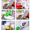 Универсальная открывалка консервный нож 7 в 1 Kitchen CanDo для банок и бутылок, фото 6