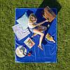 Пляжная подстилка + Подарок / Анти-песок 200*200 см / Пляжное покрывало / Пляжный коврик, фото 9