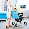 Рюкзак-органайзер для мам / Сумка Baby Baylor Голубой (42х27х21 см), фото 4
