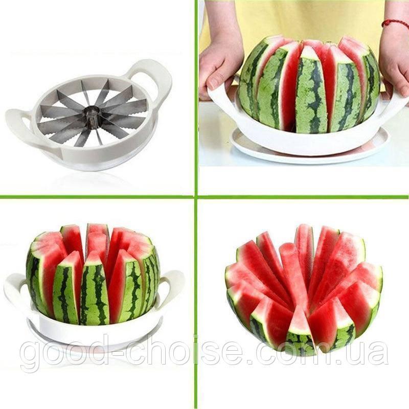 Нож для нарезки арбуза и дыни Taglia Melone №A68 | арбузорезка | дынерезка