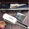 Утюжок выпрямитель для волос Gemei GM 429, керамическая плойка для выравнивания волос с дисплеем, фото 6