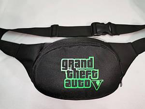 GT-Новый стиль качество Сумка на пояс GRAND Супер печатный логотип/Спортивные барсетки бананка Молодой опт