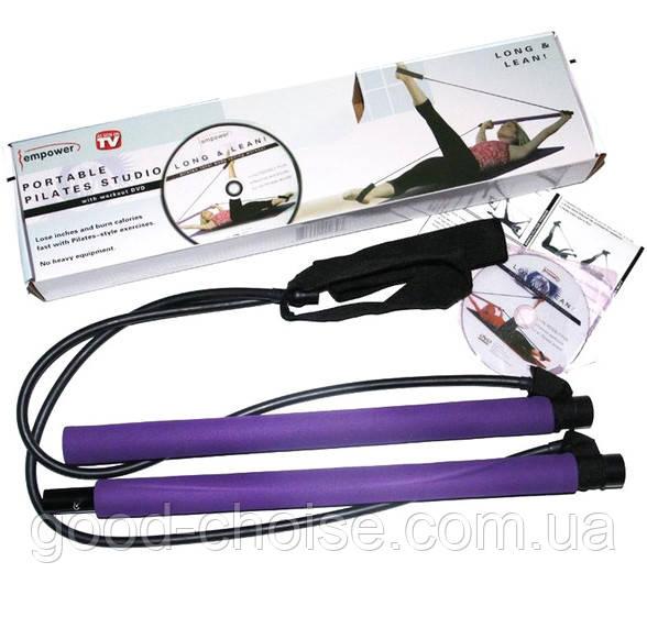 Тренажер для пилатеса Portable Pilates Studio / Домашний тренажер для всего тела