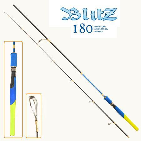 Спиннинг Blitz 1.8 м 5-20 г (23622)
