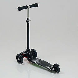 Самокат пластмассовый Best Scooter 3 колеса (1287)