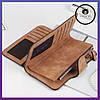 Женский замшевый кошелек клатч Baellerry Forever / Женское портмоне (19 х 10 х 3 см), фото 6