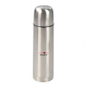 Термос туристический вакуумный с ручкой Stenson 0,75 л (004894), фото 2