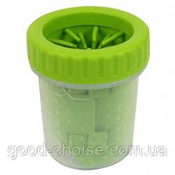 Емкость для мытья лап Pet Feet Washer  BIG Зеленая