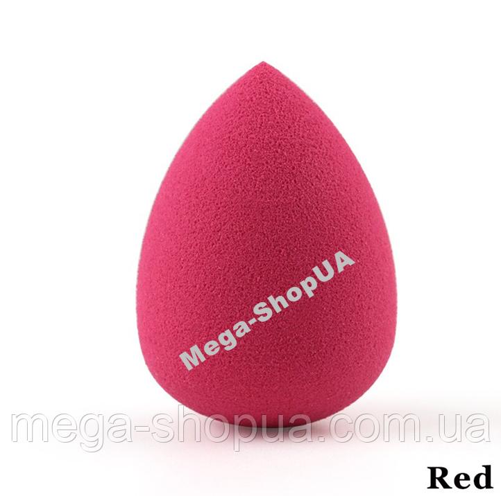 Губка для макияжа Makeup Sponge M45 Red