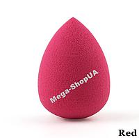 Губка для макияжа Makeup Sponge M45 Red, фото 1