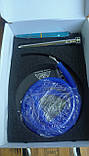 Кальян  Alpha Hookah X  полный комплект цвет синий глянец, фото 9