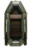 Надувная резиновая лодка Grif boat GH-240LS для рыбалки и охоты на воде (220626)