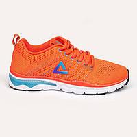 Кроссовки для спорта женские Peak Sport E72158H-RED 35 Оранжевый, КОД: 1311060