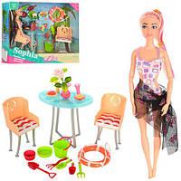 Лялька для дівчинки JX100-69 29см, Bambi
