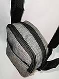 Барсетка nike сумка спортивные мессенджер для через плечо Унисекс ОПТ, фото 3