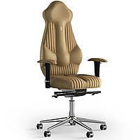 Кресло KULIK SYSTEM IMPERIAL Антара с подголовником со строчкой Дюна 7-901-WS-MC-0311, КОД: 1685939