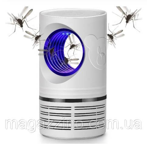 """Ловушка для комаров и мошек """"Photocatalysis Inhaled Mosquito Killer"""", 5 Вт."""