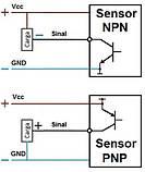 Бесконтактный датчик уровня жидкости XKC-Y26-PNP, фото 2
