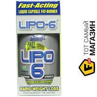 Жиросжигатель Nutrex Research Lipo-6, 120 капсул