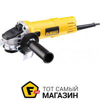 Болгарка от электросети 220 в 125 мм - Dewalt DWE4057