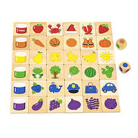 Набір для навчання і НУШ Viga Toys Вивчаємо кольори (44505)