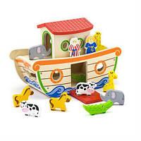 Сортер Viga Toys Ноев ковчег (51625)
