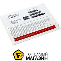 Операционная система Microsoft Windows 10 Pro 64-bit, Ukrainian 1pk DVD (FQC-08978)