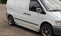 Пороги Mercedes Vito 1996-2003, фото 1