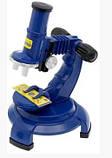 Телескоп і мікроскоп в наборі, фото 3