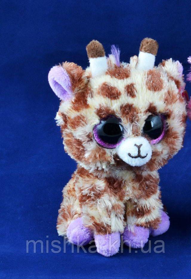 М'які іграшки Жираф