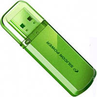 Флеш накопитель USB 2.0 SiliconPower Helios 101 16Gb Green