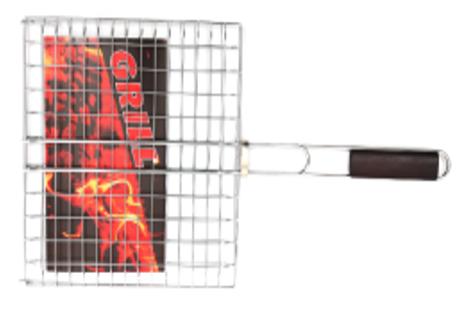 Сітка для мангалу 30x45x60cm