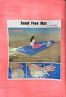 Туристический коврик Sand-Free Mat пляжная подстилка анти-песок 200х150см Pink (ТК-1-П)