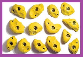 Зацепы для Скалодромов универсальные , зацепы для детского скалодрома , Зацепы альпинистские