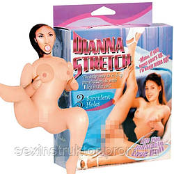 Секс лялька - Liliana Stretch Doll