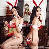 Сексуальный новогодний костюм зайчика (35/4), фото 1