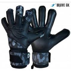 Перчатки вратарские BRAVE GK REFLEX BLACK, p.10