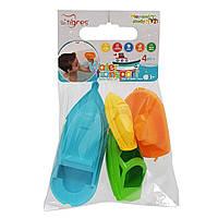 Набор игрушек для купания Водный транспорт