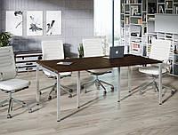 Стол для переговоров Q-200 Loft Design Венге Корсика