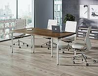 Стол для переговоров Q-200 Loft Design Орех Модена
