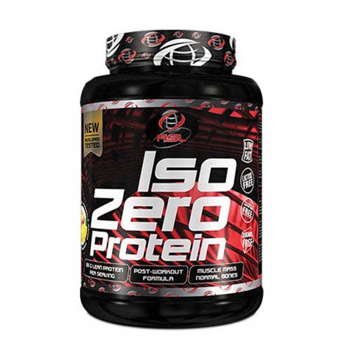 Протеин AllSports Labs Iso Zero Protein, 908 грамм Шоколад