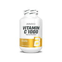 Витамины и минералы BioTech Vitamin C 1000, 100 таблеток