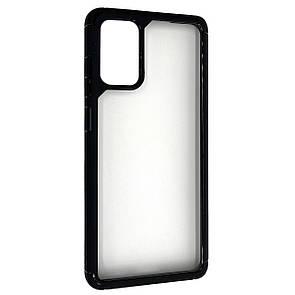 Чехол-накладка iPaky Air Hockey для Samsung S20+ (SM-G985) (black)