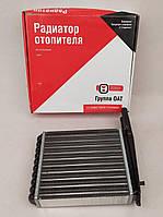 Радиатор печки (отопителя) ВАЗ 2110, 2111, 2112 Группа ОАТ аллюминиевый