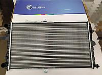 Радиатор охлаждения 2110, 2111, 2112 (алюмминиевый) инжектор Luzar