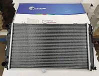 Радиатор охлаждения 2170 (алюм. паяный) Спорт Luzar