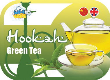 Кальянный ароматизатор Green Tea (Зеленый чай)