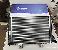 Радиатор охлаждения 2103, 2106 (алюм) Luzar